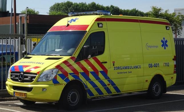 Afbeelding van Ambulancezorg Gelderland-Zuid stelt beademingsapparatuur beschikbaar aan ziekenhuizen in de regio