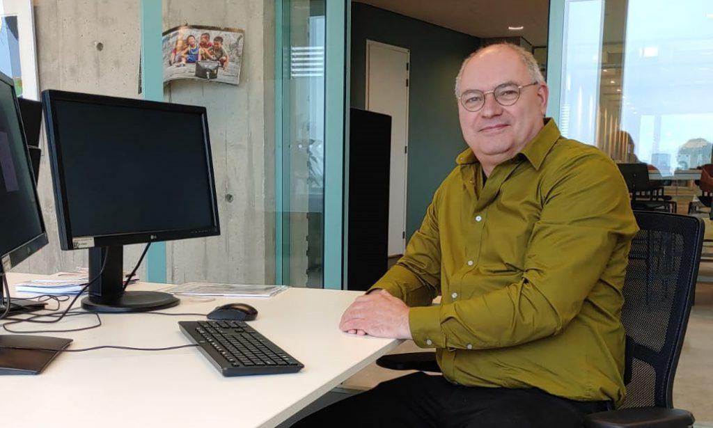 Afbeelding van Maak kennis met Maurice Peters, adviseur crisisbeheersing en OTO